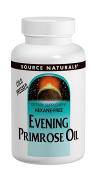 Evening Primrose Oil 1,350 mg  120ソフトジェルの画像