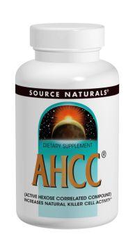 AHCC 750mg 60 カプセル (活性化糖類関連化合物の画像