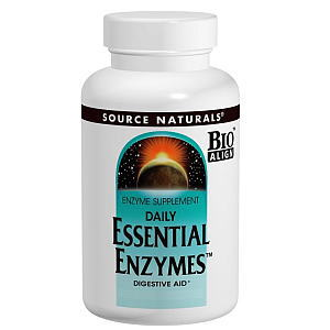 本格酵素ダイエット エセンシャルエンザイム  植物性カプセル入り ソースナチュラルズの画像