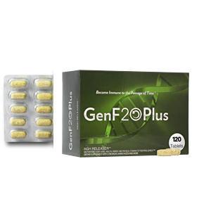 HGH GenF20 Plus(ジンF20プラス) 120タブレットの画像