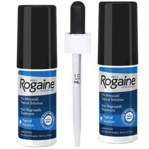 ロゲイン 【5% 男性用 】 液タイプ2本  スポイト付きの画像