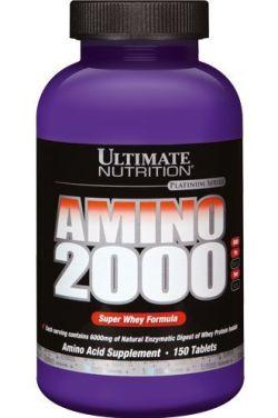 アミノ酸サプリ スーパー乳清アミノ2000  乳清から抽出 150タブレットの画像