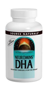 DHA Neuromins  200mg  120ソフトジェルの画像