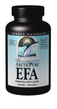 ArcticPure EFA 120 ソフトジェルの画像