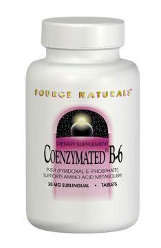 Coenzymated  B-6  300 mg  60タブレット画像