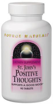 ポジティブソート 45タブレット -St. John's Positive Thoughts-の画像