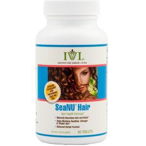 海藻成分で女性の健康な髪をサポート シーニューヘアの画像