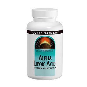 アルファリポ酸(αリポ酸)タイムリリースタイプ 300mg  120タブレットの画像