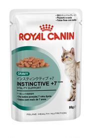ロイヤルカナン インスティンクティブ +7 高齢猫用の画像