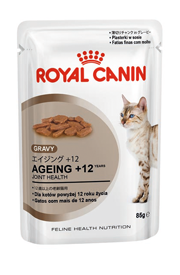 ロイヤルカナン エイジング+12 ウェット 老齢猫用の画像