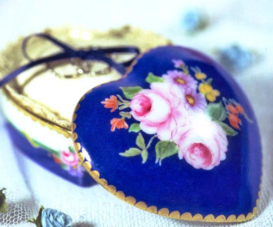 陶器のリングボックス by MIKI工房の画像