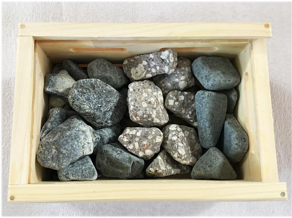 天照石・麦飯石の湯 1kg入り画像