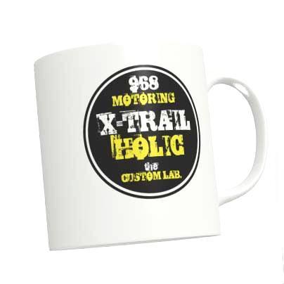 カスタムラボ オリジナルマグカップ( X-TRAIL HOLIC)の画像