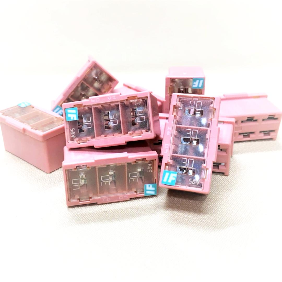 SLOW BLOW ICE FUSE 40-30-30A(スローブロー)画像