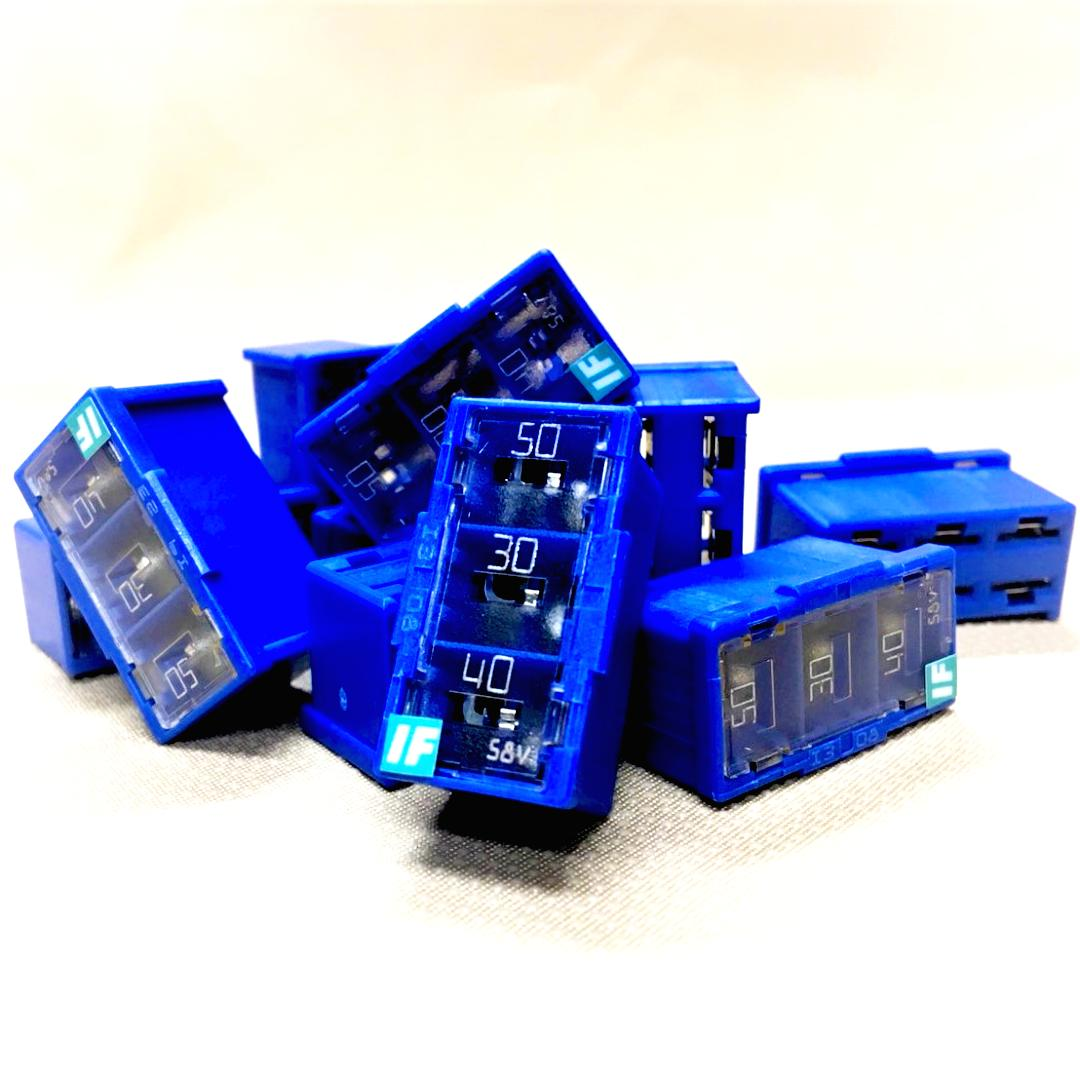 SLOW BLOW ICE FUSE 50-30-40A(スローブロー)画像