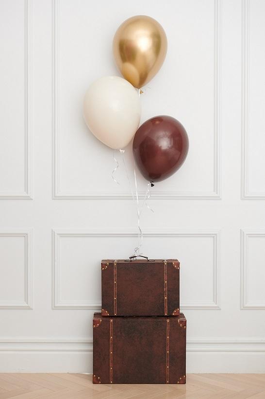 【パフェ】チョコレート サテンゴールド -chocolate × satin gold-画像