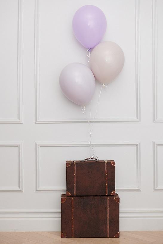 【パフェ】ミスティラベンダー -pastel lilac × misty lavendar-画像