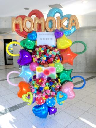 siena バルーンフラワースタンド5万円画像