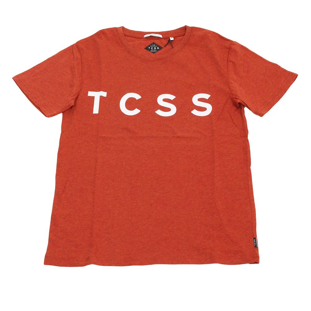 TCSS/ティーシーエスエス カットソー エンジ サーフ ワンポイントロゴ の画像