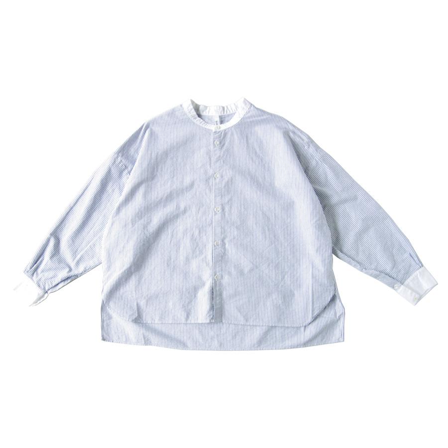 スタンドワイドシャツ画像