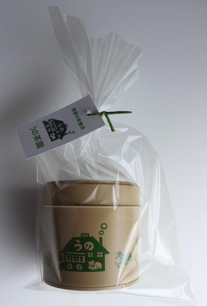 1500円ギフト缶【新茶】の画像