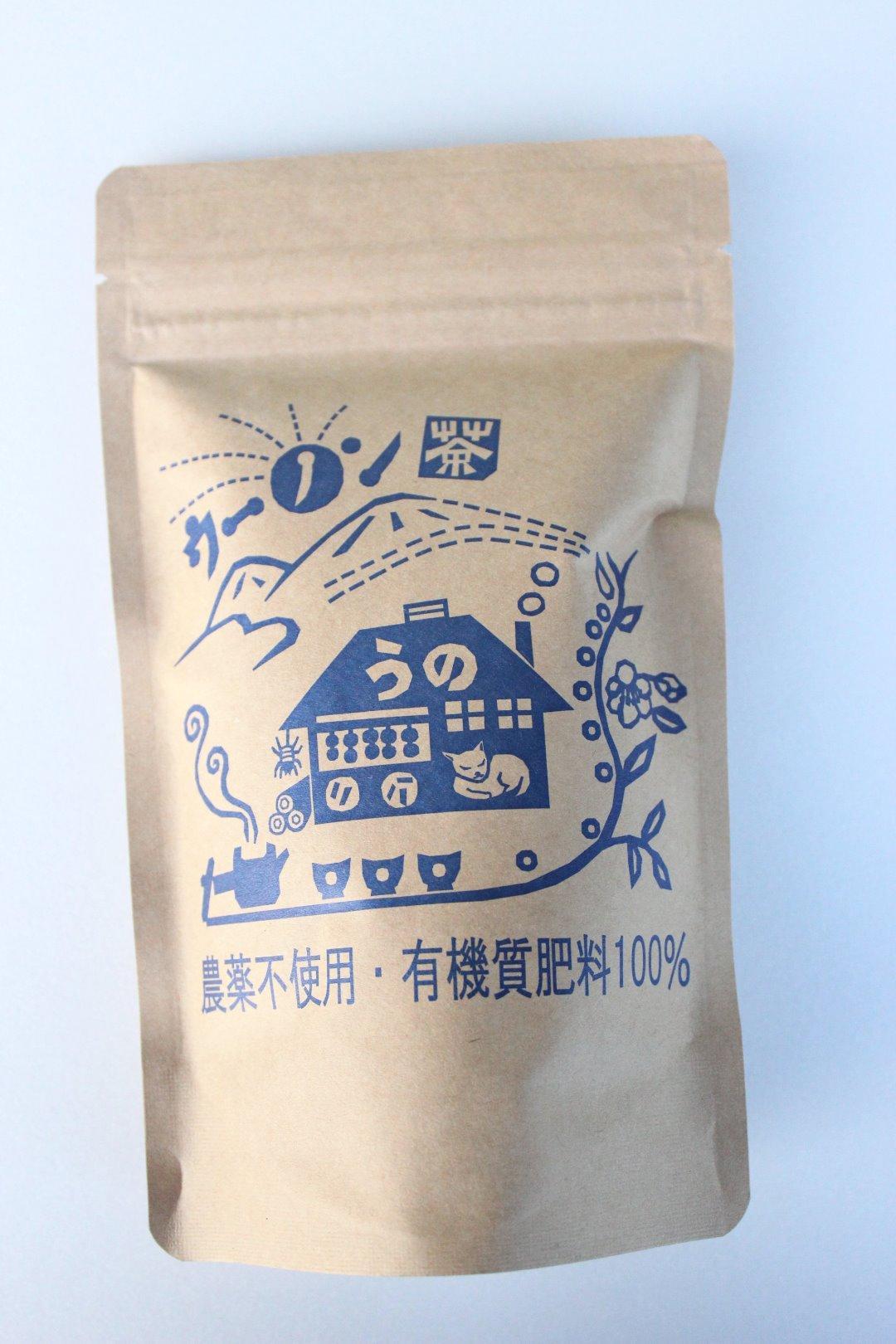 ウーノン茶(70g)国産烏龍茶画像