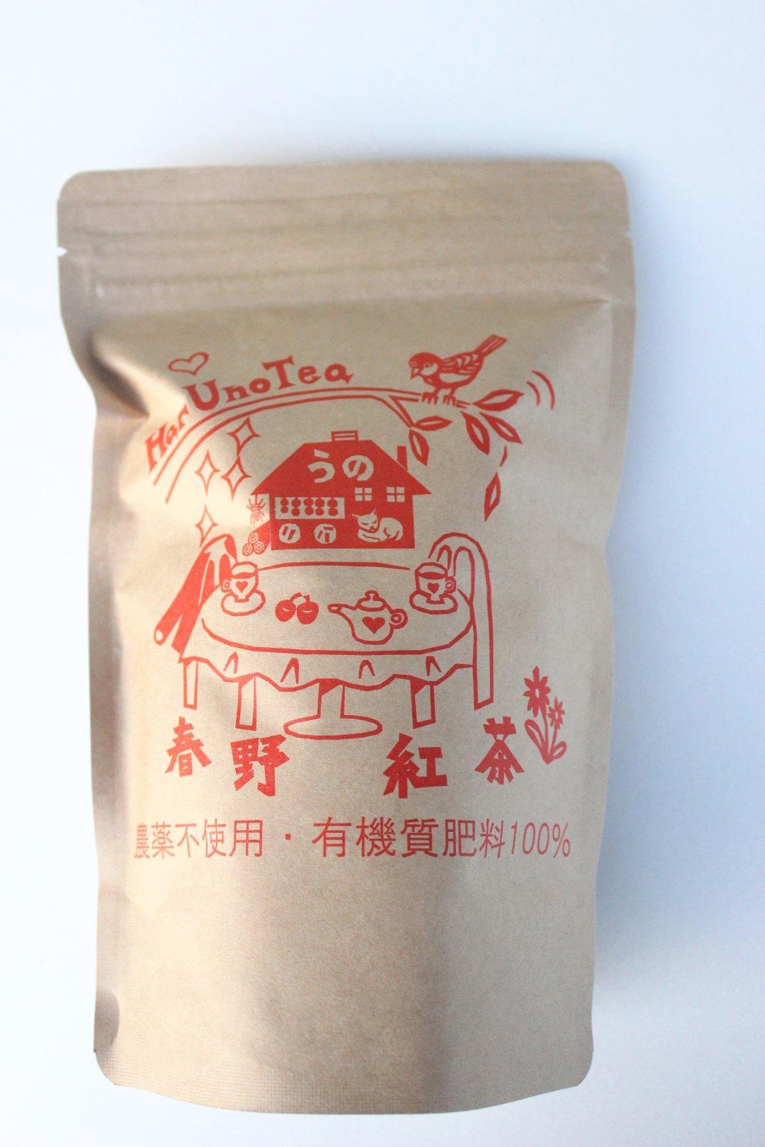紅茶リーフ(150g)画像