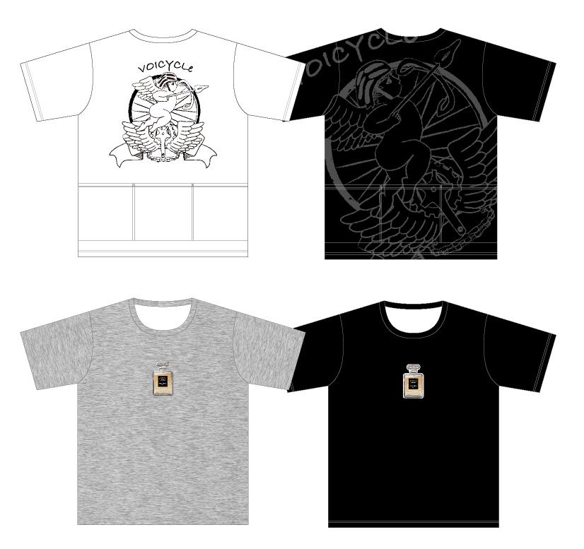 VOICYCLE サイクルTシャツ【VALETTE PARTY/バレットパーティー】画像