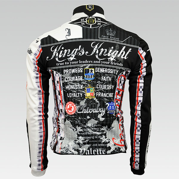 King's Knight(キングスナイト)3Dウインタージャケット画像