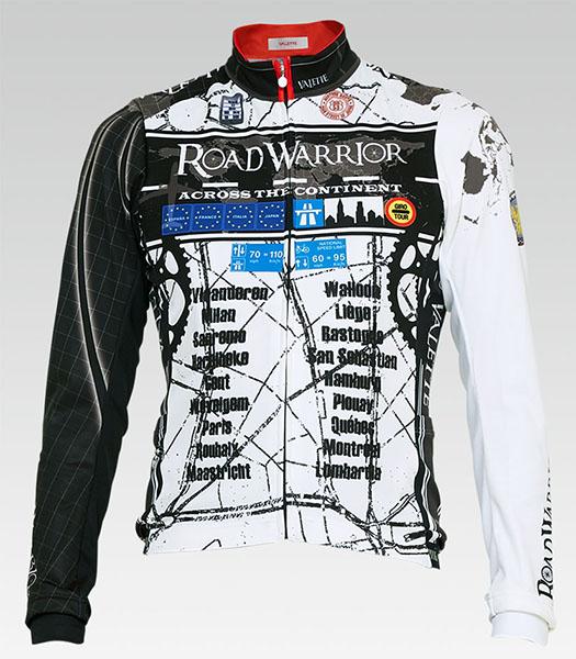 ROAD WARRIOR(ロードウォーリア)3Dウインタージャケット画像