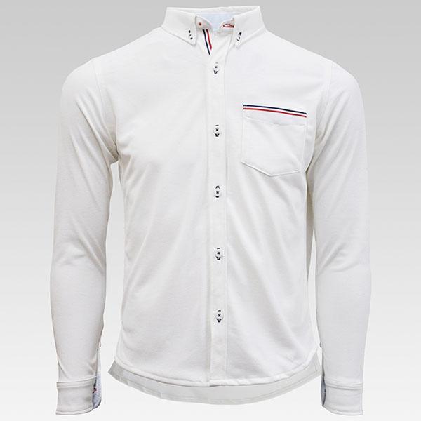 Ripple(リップル)ボタンダウンシャツ画像