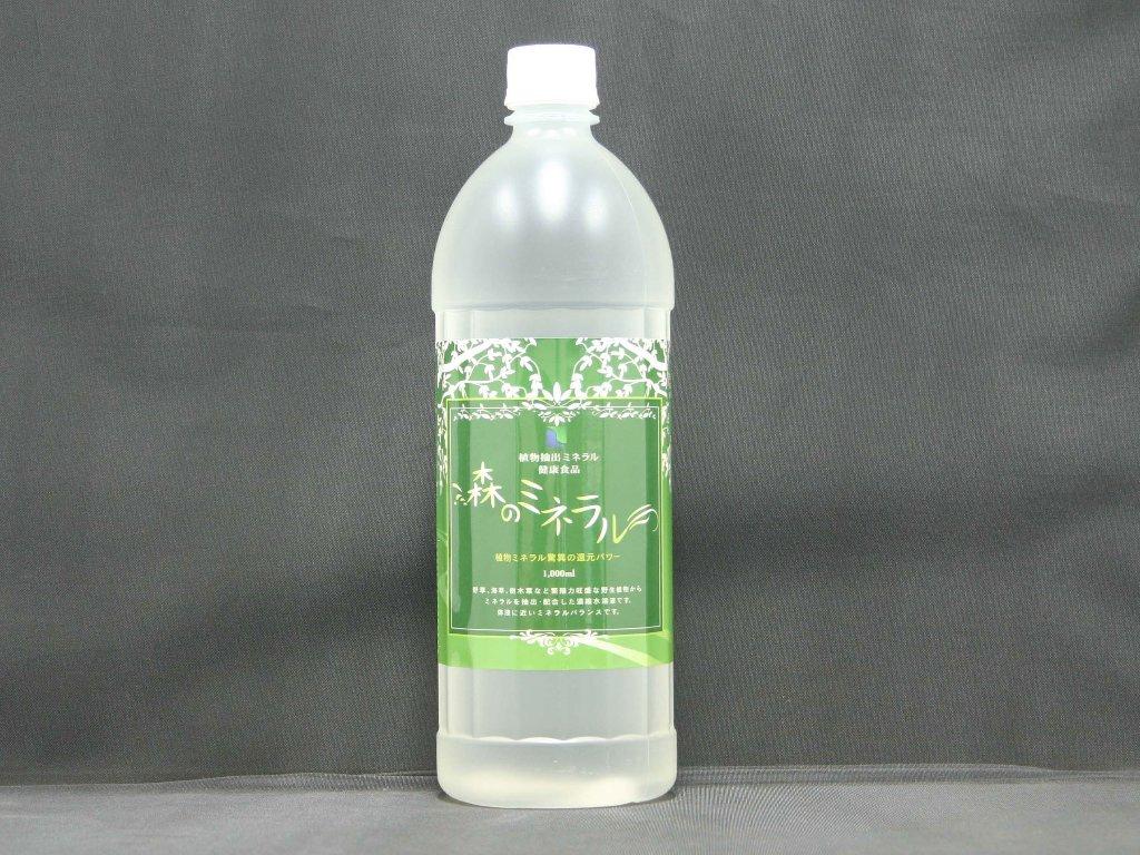 液状植物ミネラル5% 1リットルの画像
