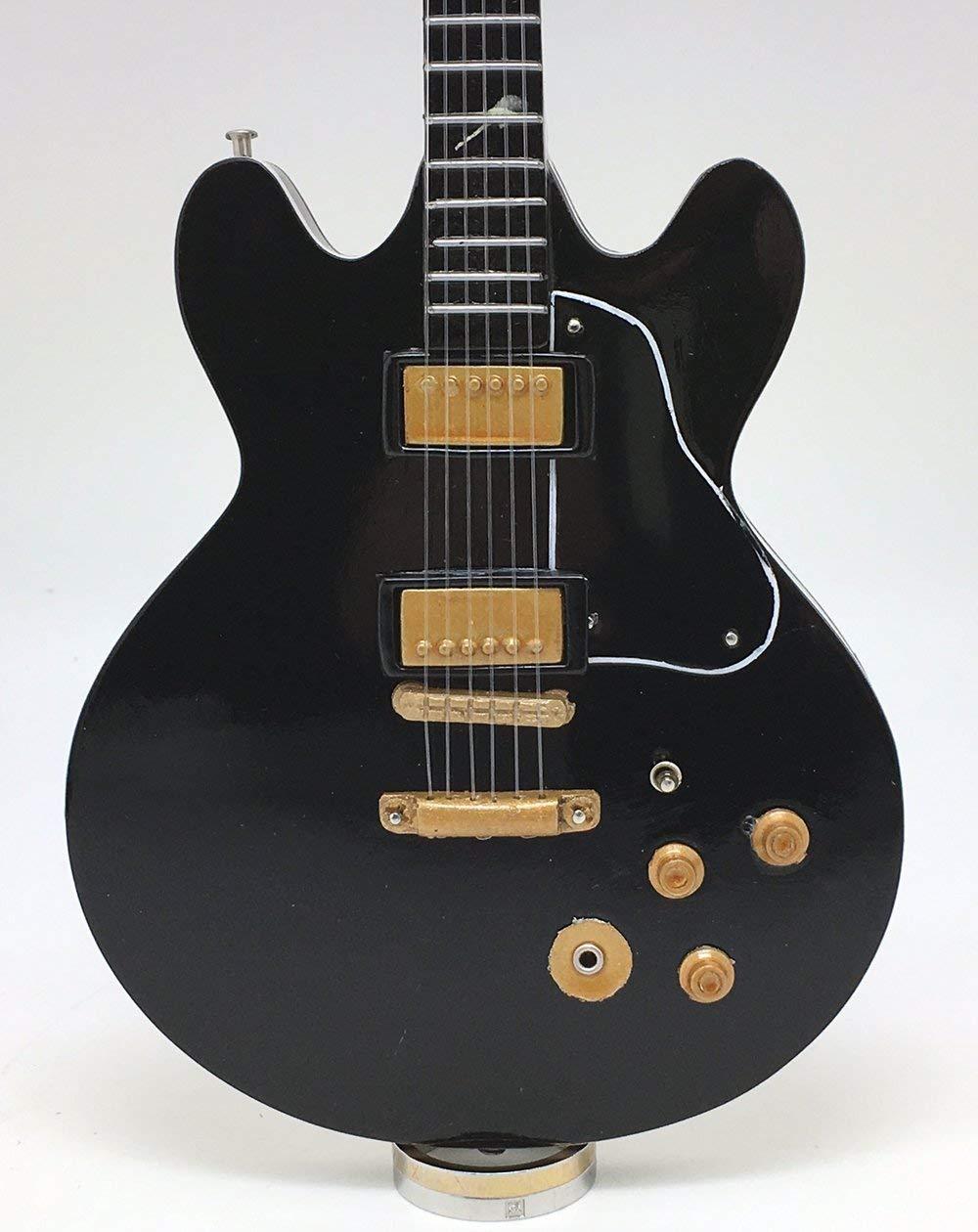 E-Model ミニチュア ギター B.B KING スタイル画像