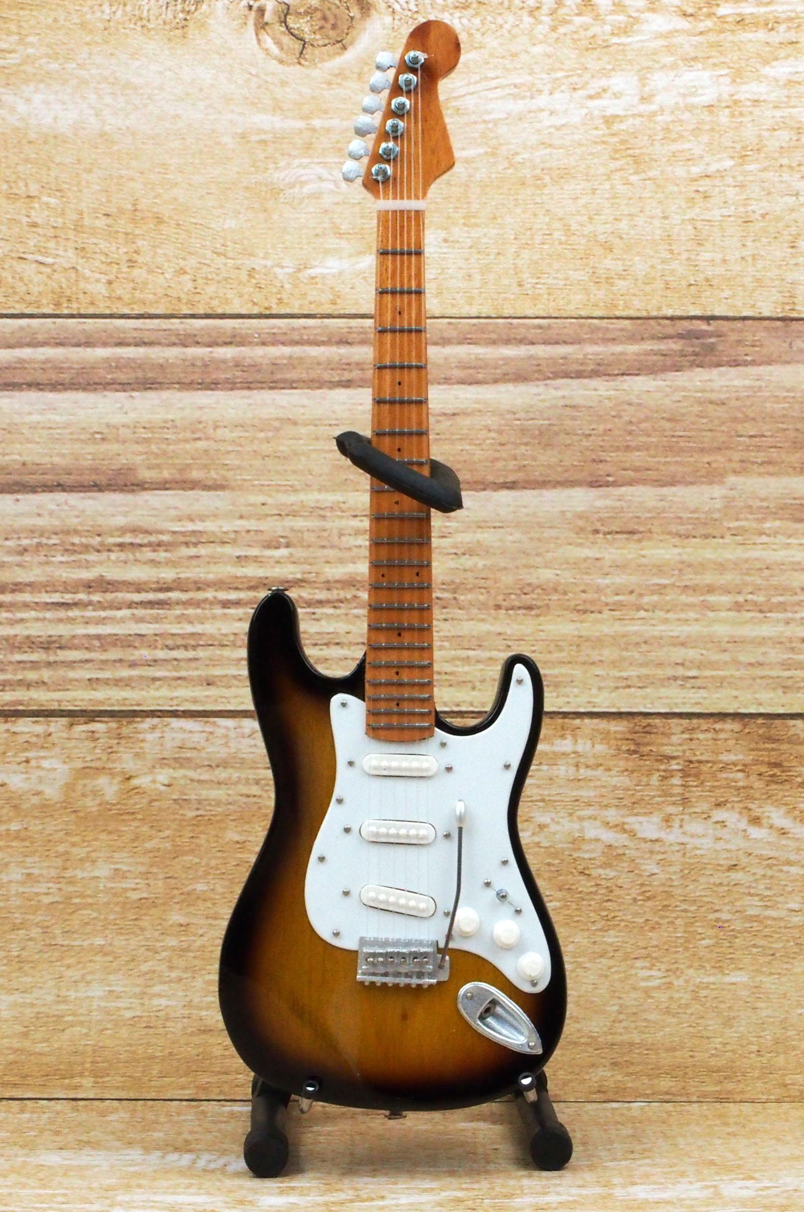 Musical Story ミニチュア ギター60th Anniversary American Vintage 1954 ストラトキャスター スタイル 画像