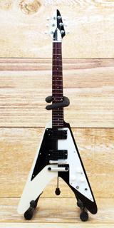 Musical Story Artist motif 1/4 ミニチュア 楽器 ギター マイケル シェンカー フライング V 1975