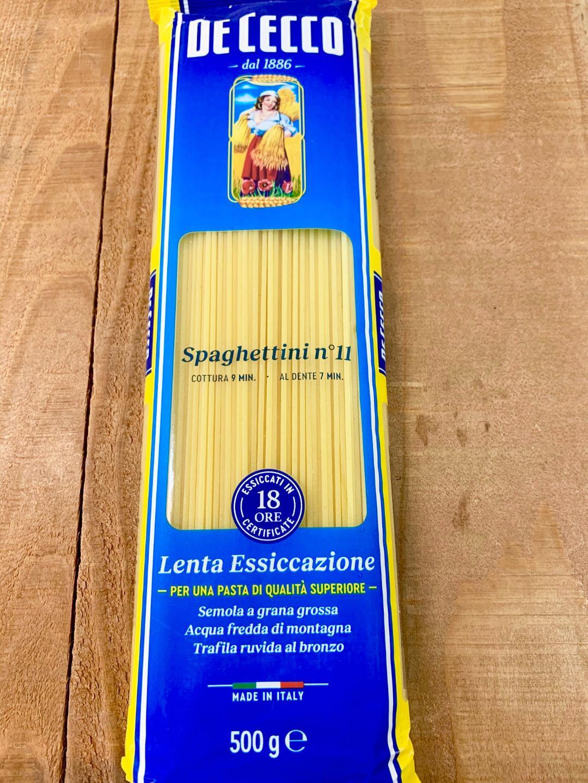 スパゲッティーニ画像