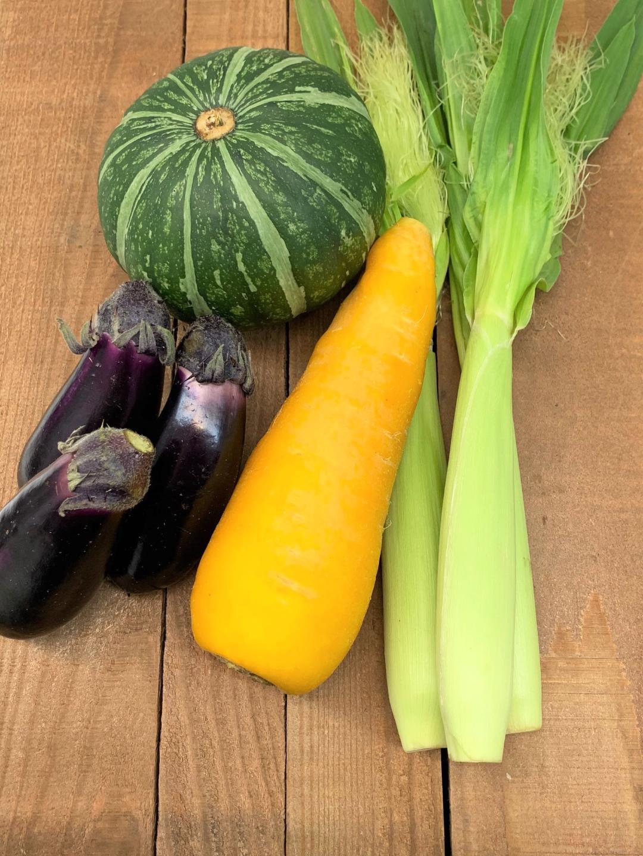 生でおいしい野菜セット画像