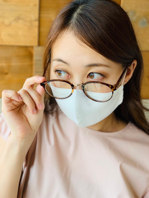 【抗菌防臭加工】国産ダブルガーゼ不織布フィルターポケット付き立体マスク(ノーズワイヤーなし)アイスホワイト画像