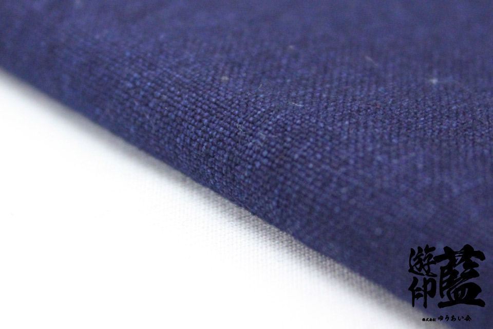 藍染生地測り売り・・・<特上平織>の画像