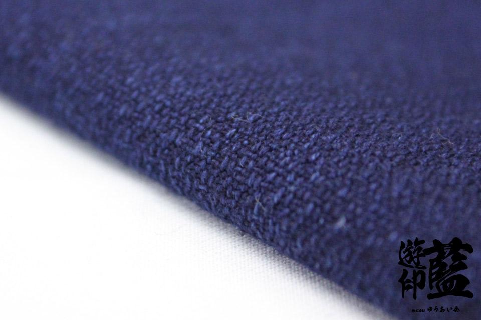 藍染生地測り売り・・・<藍梨織>の画像