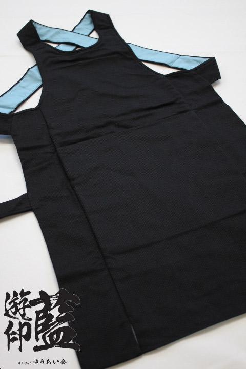【黒】腹掛 刺子画像