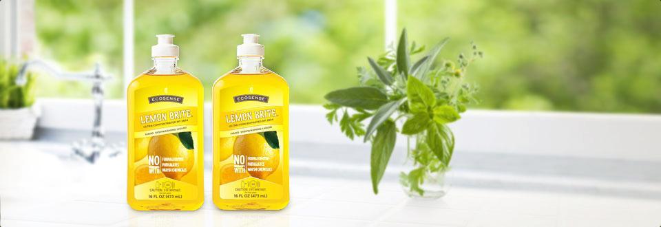 レモン洗剤(2本セット)画像